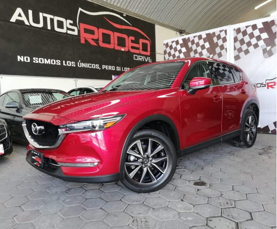 Mazda Cx5 S Grand Touring 2018, At