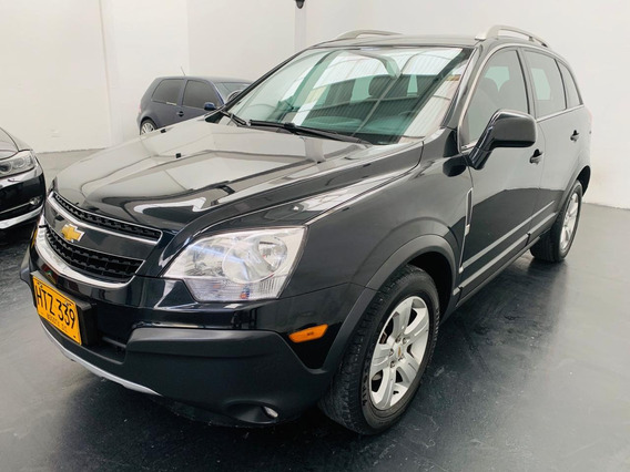 Chevrolet Captiva Sport At 2.4cc