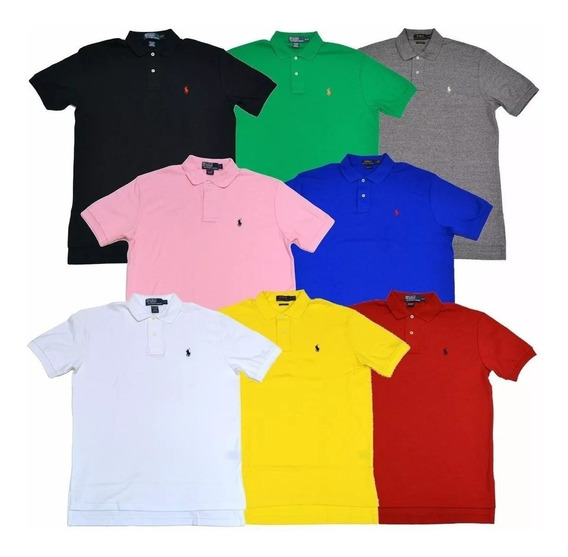 Playeras Polo Club