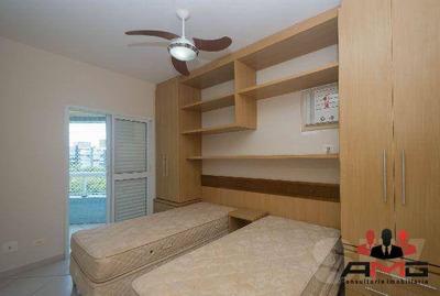 Apartamento 3 Dormitórios, Módulo 2 - Riviera De São Lourenço. - Ap2196