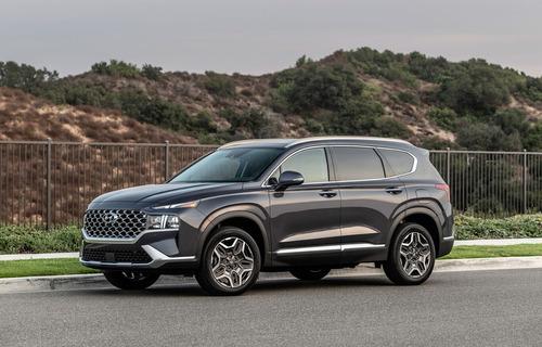Hyundai Santa Fe 2021 0km | Zucchino Motors