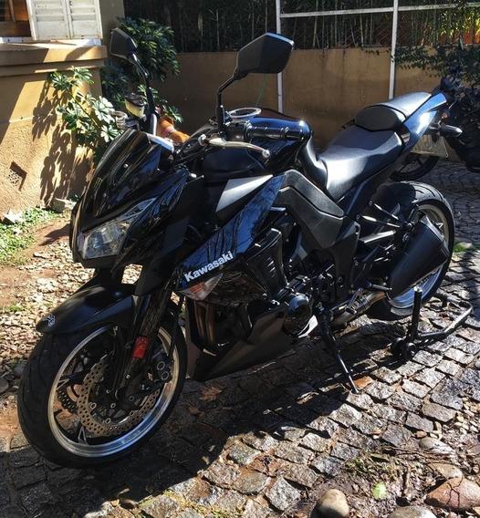 Kawasaki Z1000 Z 1000 Rodada En 2015 *permuto*