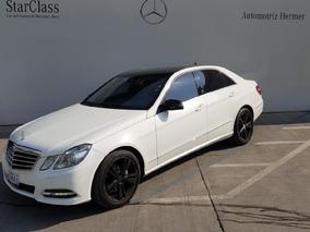 Mercedes-benz E Class 4p E 250 Avantgarde Aut