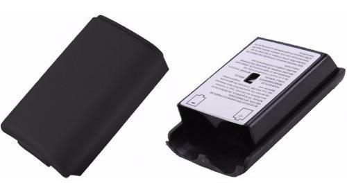 Imagen 1 de 1 de Tapas Para Control De Xbox 360 Porta Bateria-hdez