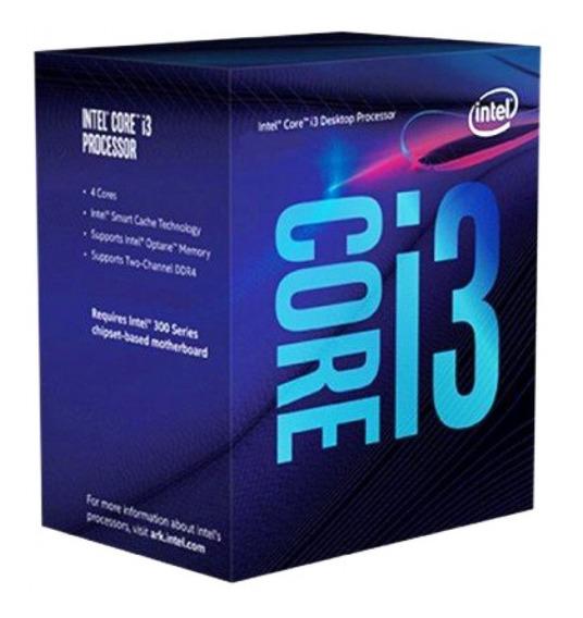 Processador Core I3 9100f 3.6ghz 6mb Lga 1151 9º Geracao