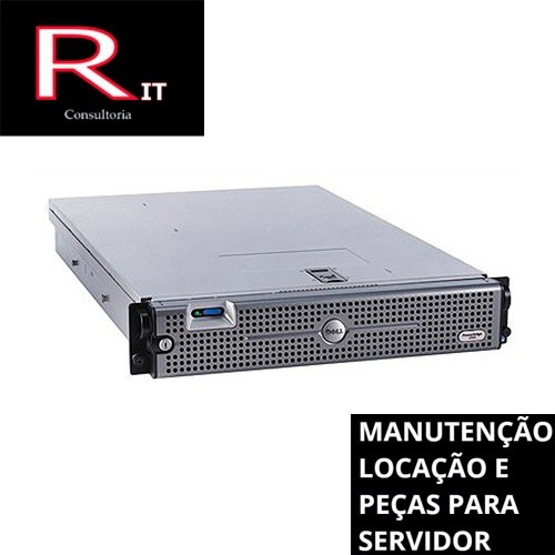Servidor Dell Poweredge 2950 G3 16gb Ram 2 Quad Core