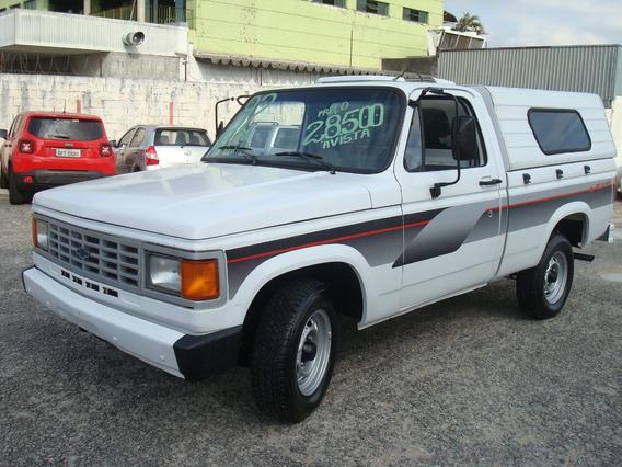 Caminhonete C20 92 A Gasolina Original De Fabrica Com Capota