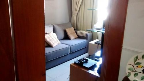 Apartamento Em São Lourenço, Niterói/rj De 59m² 2 Quartos À Venda Por R$ 295.000,00 - Ap198722