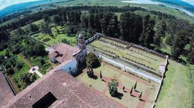 Rancho Hacienda En Venta, Villa Victoria, Estado De México