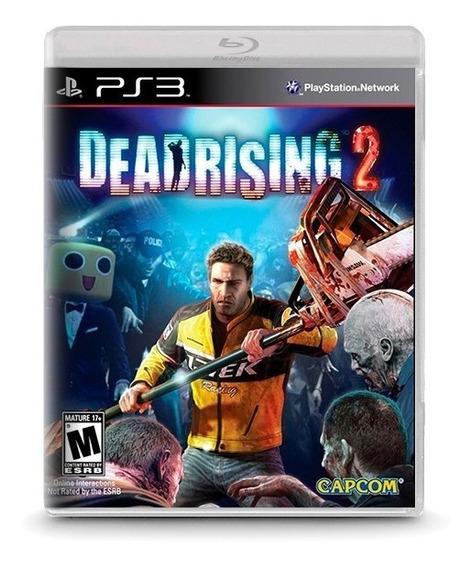 Dead Rising 2 - Novo Original Playstation Ps3