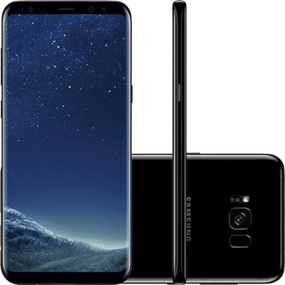 Samsung Galaxy S8 Plus G955f 128gb 12mp Preto Vitrine 1