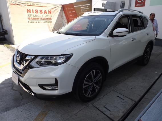 Nissan X-trail Advance 2 Filas Aut Cvt Ac 2.5 Lts. 2018