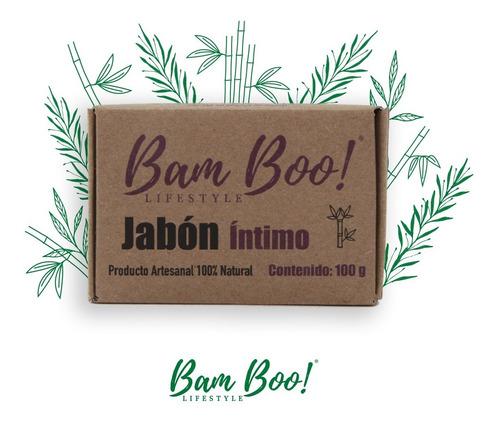 Jabón Íntimo Bam Boo! Lifestyle® 100 Gr