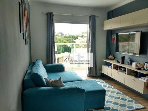 Apartamento Com 2 Dormitórios, 65 M² - Venda Por R$ 275.000 Ou Aluguel Por R$ 1.300/mês - Vila Barcelona - Sorocaba/sp - Ap1106