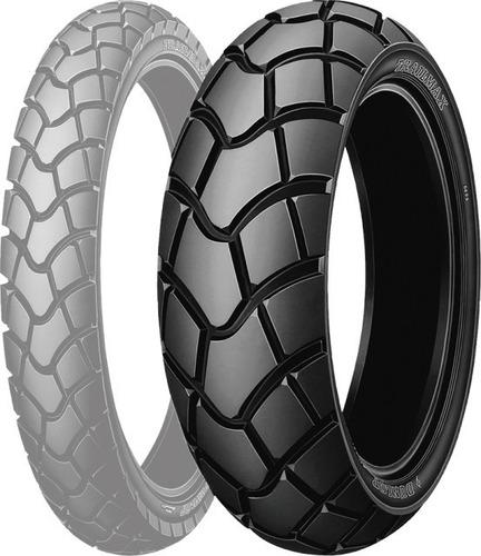 Cubierta Dunlop Moto D604 4.10-18 59p Wt #236651