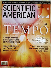 Revista Scientific American Brasil Nº 5 Outº 2002 Tempo