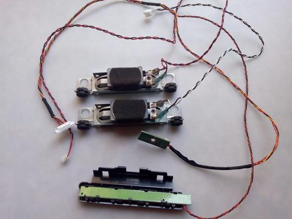 Kit Auto Falante Sensor E Volume Da Tv Philips42pfl3707d/78