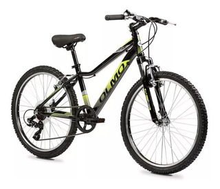 Bicicleta Olmo Rod 24 Safari 240 Mtb Alum 6 Vel Cuotas Sin I