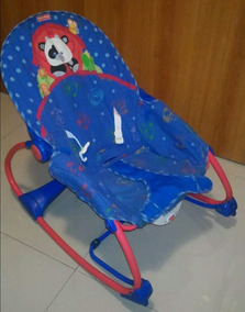 Silla Mecedora Fisher Price Para Bebe