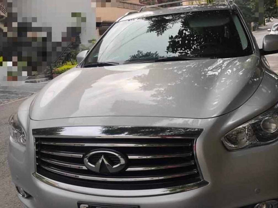 Infiniti Qx60 2015 3.5 Perfection Mt