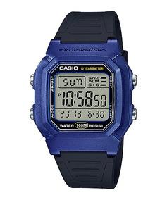 Relógio Casio W 800hm 2avdf Original Nfe + Garantia
