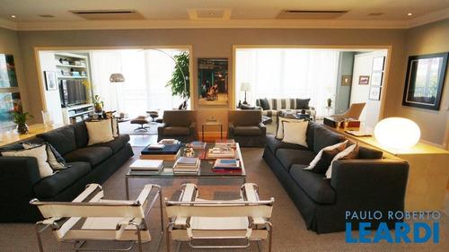 Imagem 1 de 15 de Apartamento - Jardim Paulistano - Sp - 552825