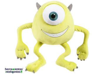 Mike Wasauski Peluche Disney Collection Monsters Inc