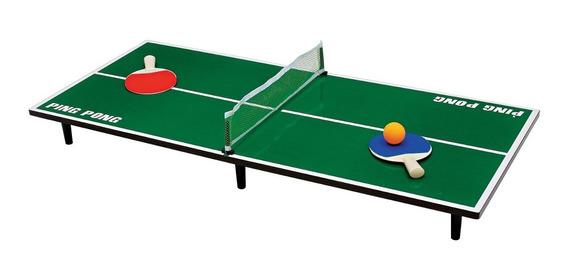 Mini Mesa De Ping Pong, Tênis De Mesa. Incasa
