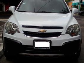 Chevrolet Captiva Sport Ls 2011, Paq B, 2.4, Automática,piel