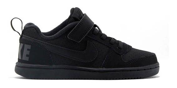 Tênis Infantil Nike Court Borough Low (psv) 870025-001