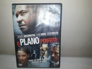 Dvd Filme O Plano Perfeito Dublado Policíal