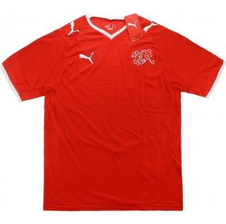 Camisa Puma Suiça Euro 2008 - Oficial