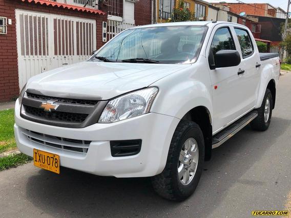 Chevrolet Luv D-max Ls 4x4 Tdi 2500cc Mt Aa Dh Fe