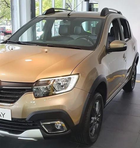 Renault Sandero Stepway 1.6 Okm Adjudicada Retira Ya L