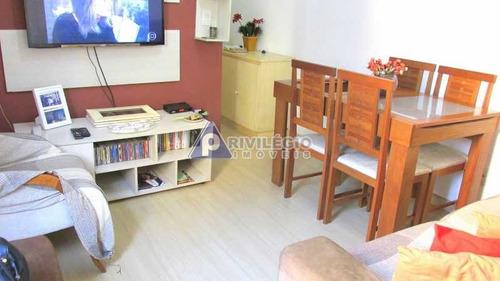 Apartamento À Venda, 1 Quarto, Glória - Rio De Janeiro/rj - 8537