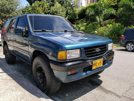 Sinpicoyplaca Chevrolet Rodeo 2.7cc 4x4 Gas Y Gasolina 1997