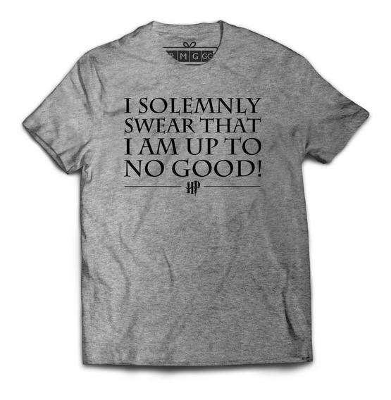 Camiseta Harry Potter I Solemnly Swear I Am Up To No Good