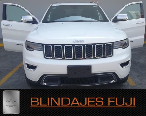 Grand Cherokee 2019 Limited Blindada