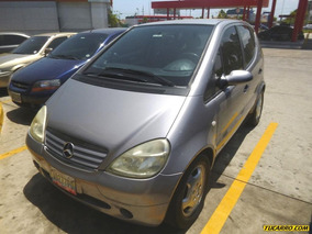 Mercedes Benz Clase A 160 Manual - Sincronico