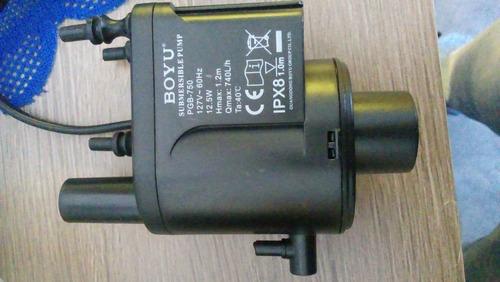 Imagen 1 de 3 de Boyu Cabeza Pgb-750 Repuesto Peceras Acuarios Ea