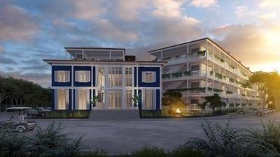 Preventa Penthouse 3 Recámaras En Puerto Aventuras P2386