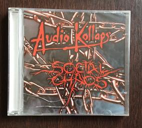 Cd Audio Kollaps - Social Chaos / Split