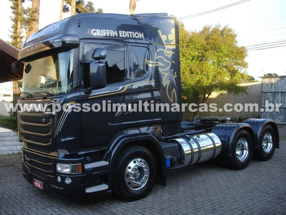 Scania R480 2015/2016 Griffin Edition 121.734km Original!!!
