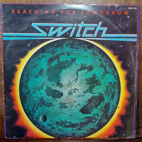 Vinil Lp Switch Reaching For Tomorrow