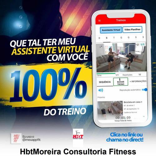 Imagem 1 de 5 de Personal Trainer Online Via App