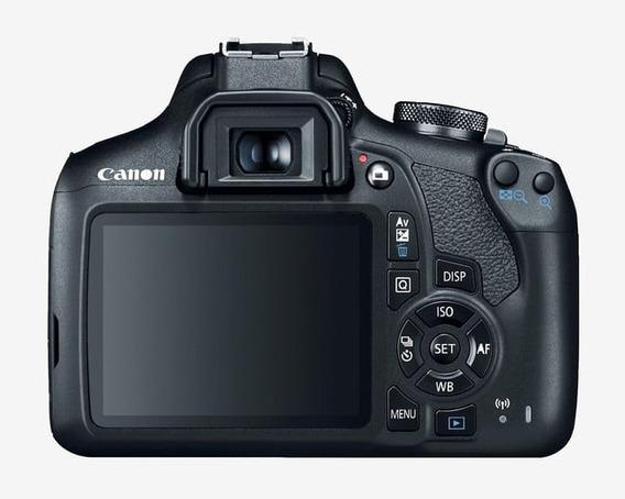 Canon Rebel T7 Corpo E Acess + Nf-e + 1 Ano Garantia Canon