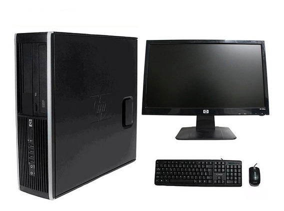 Computador Hp Elite 8300 I7 4gb 120ssd Monitor 18 Polegadas