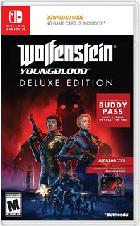 Wolfenstein Youngblood Deluxe Edition / Nintendo Switch