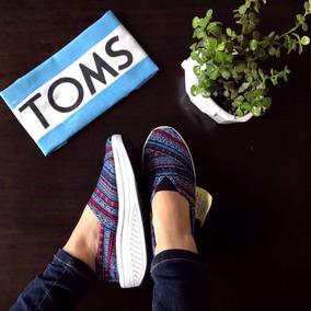 Toms Plataforma Para Mujer