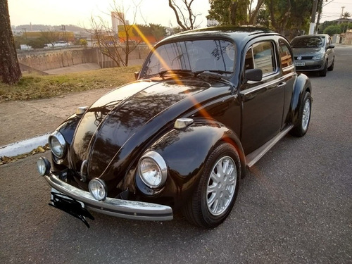 Imagem 1 de 9 de Volkswagen Fusca Fusca 1300